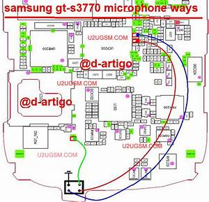 Samsung S3770 Mic Solution Jumper Problem Ways Microphone