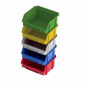 Grand Bac De Rangement : bac plastique ~ Teatrodelosmanantiales.com Idées de Décoration