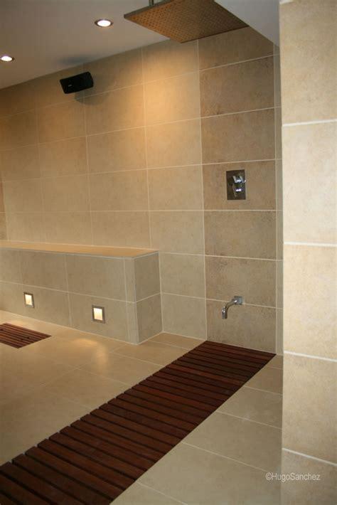 Private spa & gym   Céramiques Hugo Sanchez Inc