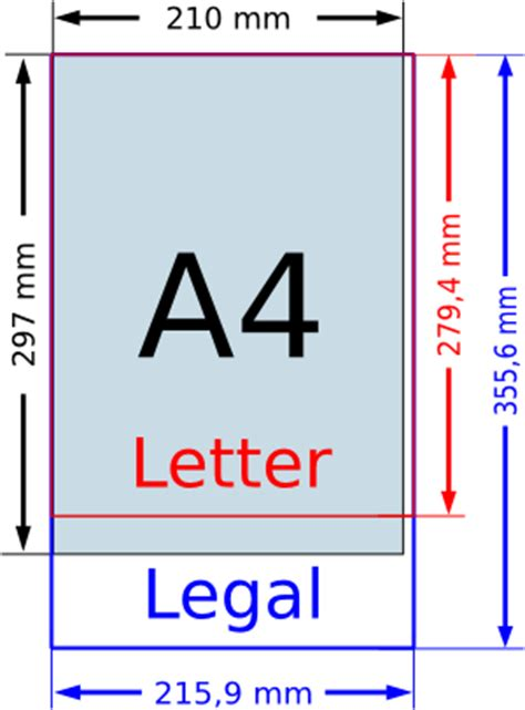 letter size vs a4 printer paper review happy folding 29019