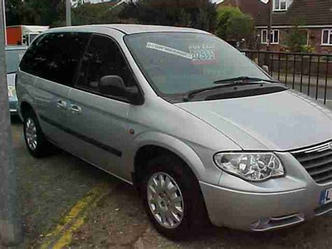 Chrysler 7 Seater by Chrysler Voyager 7 Seater Car For Sale