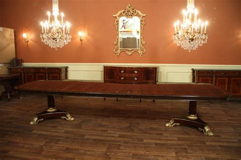 Extra Large Dining Room Tables Marceladickcom