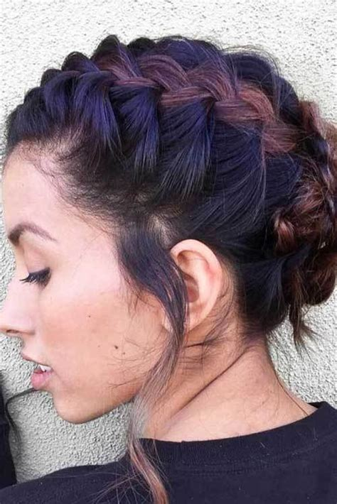 Braided Hairstyle by 15 Lovable Braided Hairstyles Crazyforus
