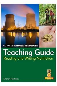Go Facts - Natural Resources  Teaching Guide