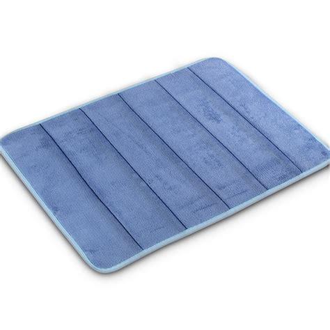 Memory Foam Bath Mat 40*60cm Absorbent Slipresistant Pad