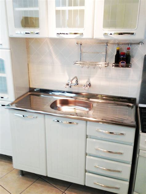 ready made stainless steel kitchen cabinets ikea move bertolini steel kitchens introduces 9194