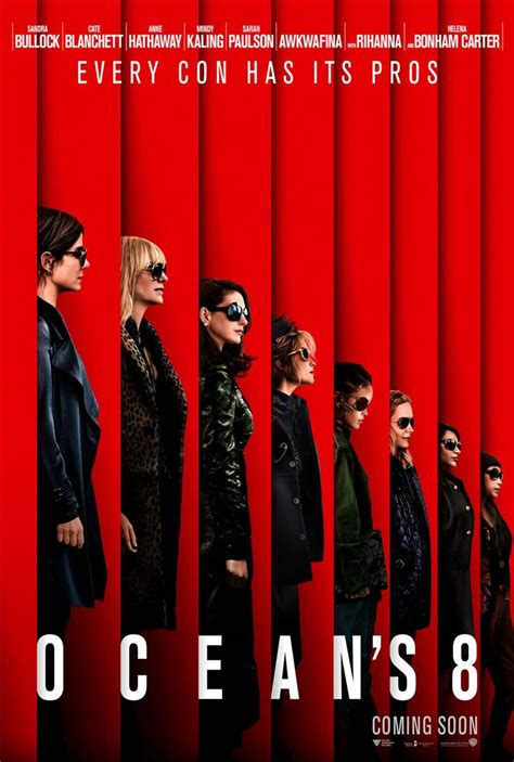 trailer rs 39 oceans 8 39 releases poster featuring all studded cast