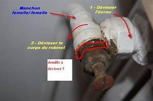 Vanne Thermostatique Pour Radiateur Fonte : remplacer robinet radiateur classique par thermostatique ~ Premium-room.com Idées de Décoration