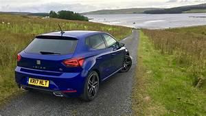 Seat Ibiza Bleu : 2017 seat ibiza 1 0 115 fr first drive wannabe game changer ~ Gottalentnigeria.com Avis de Voitures