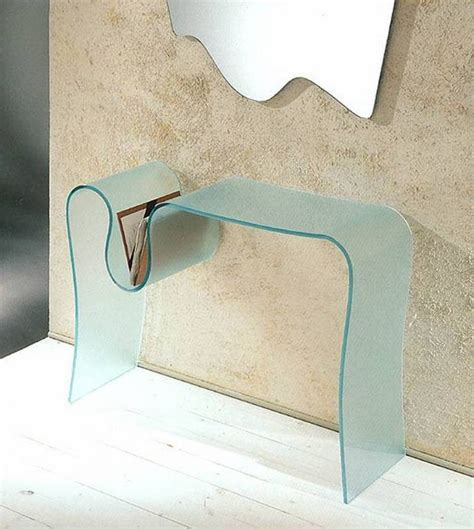 Modern coffee tables are the result of exploration and designing and quite interestingly they have added real time difference to the whole concept of having coffee and having a chit and chat. frosted glass console table - Google Search | Modern console tables, Glass console table ...