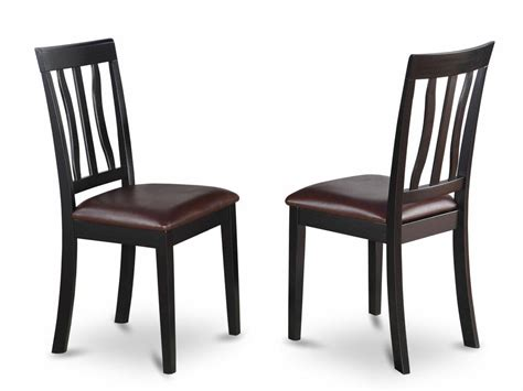 set   antique dinette kitchen dining chairs