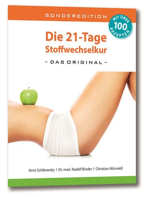 stoffwechselkur 21 tage die 21 tage stoffwechselkur alle produkte fetzer