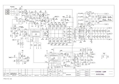 Kicker Stereo Car Amplifier Sch Service Manual