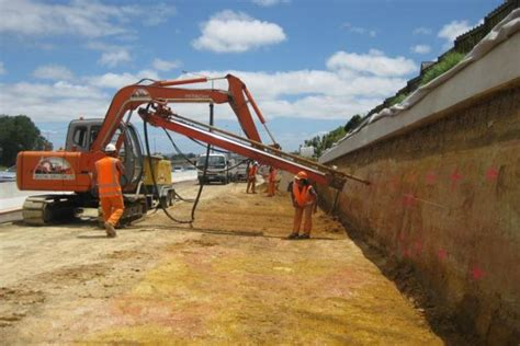 sh  manukau extension grouting services ground