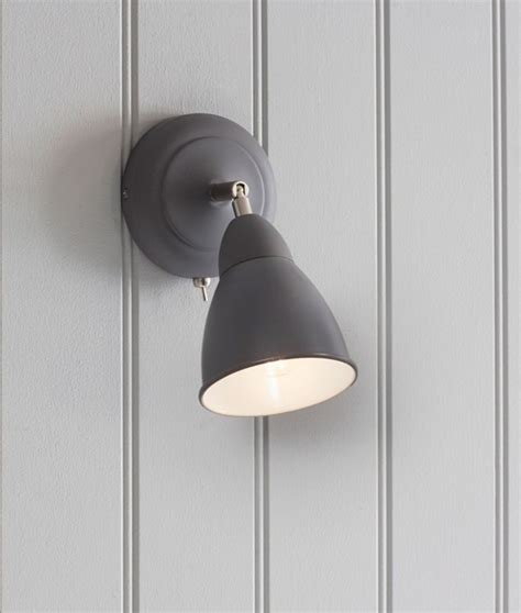 classic retro designed wall mounted bedside light