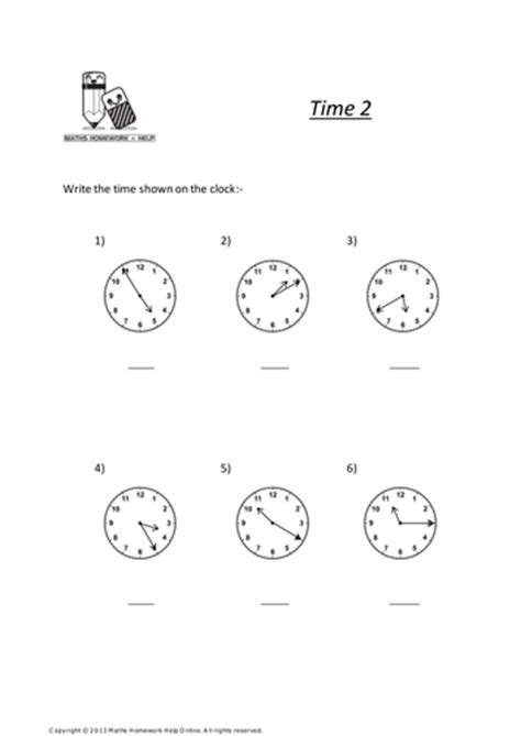 key stage 2 year 3 and 4 maths worksheets by claire1580