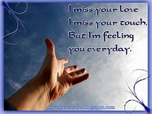 30+ Miss You Qu... Miss Some1 Quotes