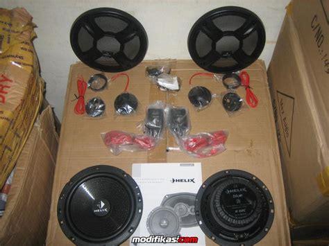 speaker helix b 62c split 2 way