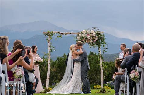 weddings in colorado garden of the gods collection