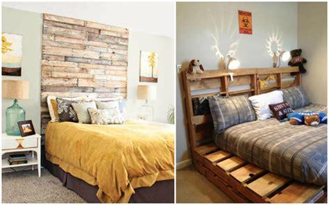 un meuble en palette de bois pour chaque pièce de la maison
