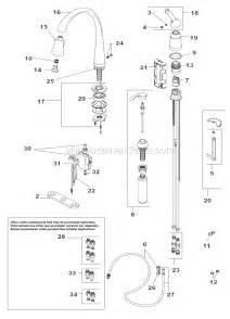 glacier bay kitchen faucet parts delta kitchen faucet parts list x parts diagram for
