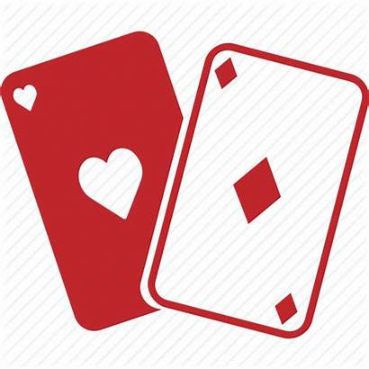 Poker Casino Icon Solitaire Cards Games Play