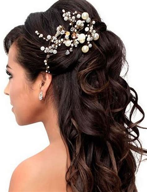 wedding hair styles for hair stylish wedding hairstyles for hair 2018 2019