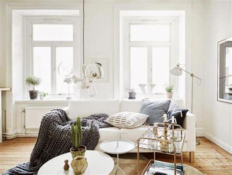 Design Attractor Small & Charming Scandinavian Apartment