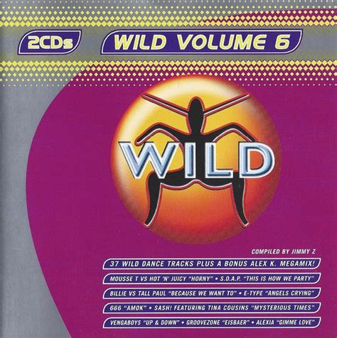 A Wildflower Volume 4 by Various Volume 6 Cd At Discogs