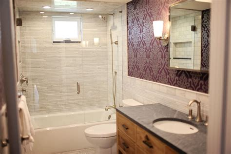 tuscan bathroom designs hallway bathroom cincinnati lou vaughn remodeling