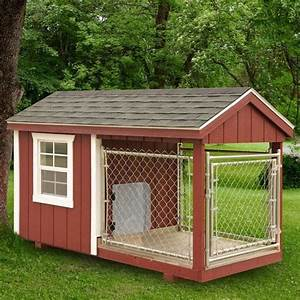 1000 images about dog houses on pinterest vacation for All weather dog kennels