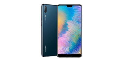 Huawei P20 and P20 Pro Officially Launched: Specifiactions ...