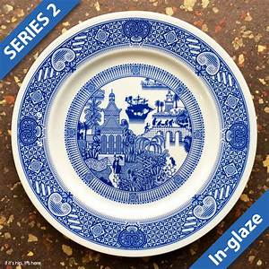 Calamityware series 2 and 3 whimsical willoware for the for Calamityware 2