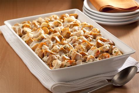Yes, the recipe starts with a boxed mix! Sweet Potato & Shrimp Casserole - My Food and Family