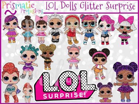 Lol Doll / Lol Dolls / Lol Printable / Lol Download / Lol