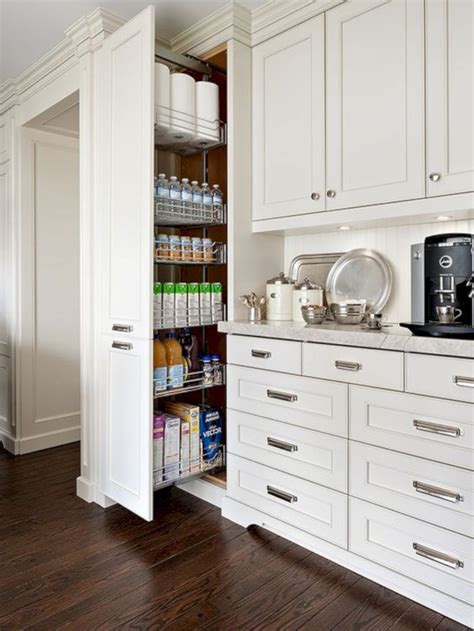 19+ Awe-Inspiring Kitchen Organization Pantry Cupboards