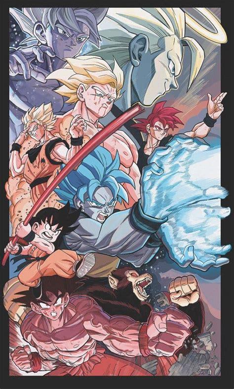 Celebra el Goku Day con estos increíbles artes de Dragon ...