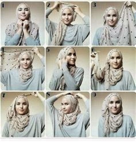 comment mettre voile islamique chic turque style and fashion