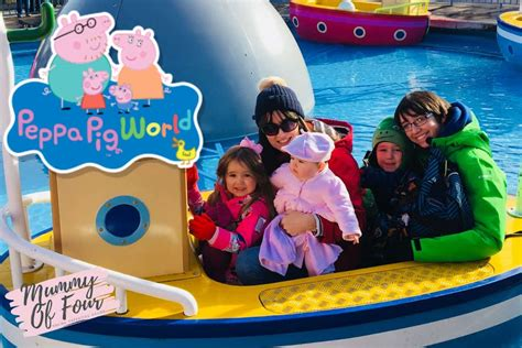 Peppa Pig World at Paulton's Park - A Guide To Making The