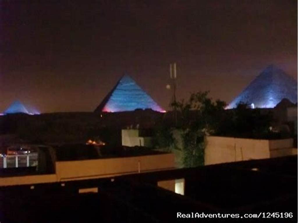#Apartment #With #Pyramids #View #Roof #For #Rent #Cairo, #Egypt
