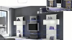 Soggiorno moderno porta tv moderni mobili cannata niscemi youtube for Mobili tv bassi moderni