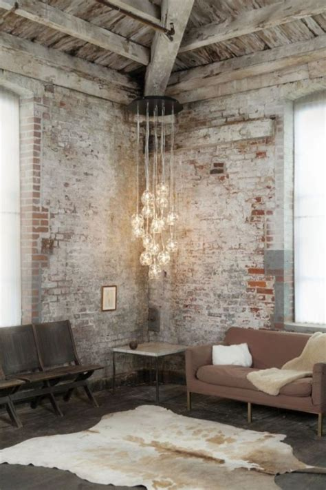 Fireplace Accent Wall Ideas by 37 Impressive Whitewashed Brick Walls Designs Digsdigs