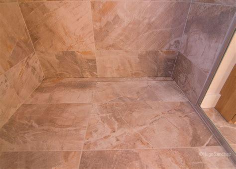 custom tile shower ceramiques hugo sanchez