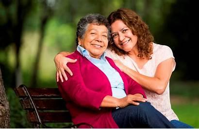 Hispanic Mother Daughter Ncoa