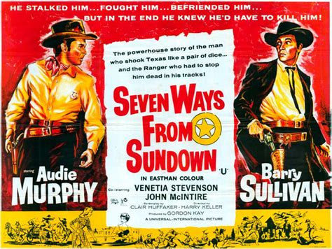 Seven Ways From Sundown (1960) (eng) (dvdrip