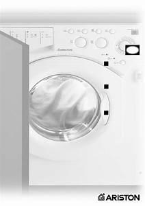 Ariston Washer  Dryer Cde 12x User Guide