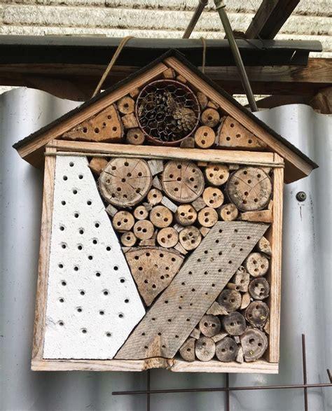 insektenhotel bauen der wohnsinn