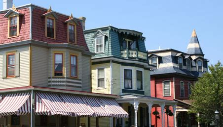 Weekend Getaways To Cape May, New Jersey, From New York Or