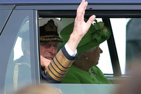 Britain's Prince Philip to be hospitalized for 'several ...
