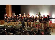 Oxon Hill High School holds Clipper Claus event Local